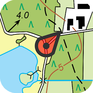 Topo GPS Netherlands For PC