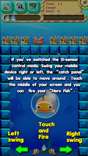 Bubble Fishes - screenshot