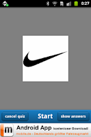 Screenshot of Logo Quiz  - US & Int.