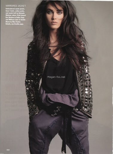 Megan Fox Magazine Photos. Megan Fox#39; Allure Magazine