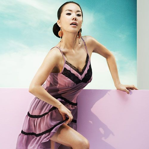 mephisto shoes Uhm Jung Hwa images gallery