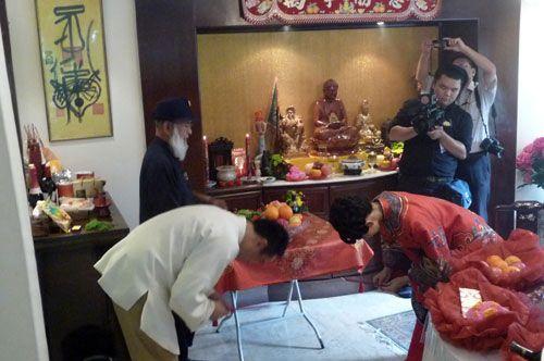 Hu Jing Wedding Photos