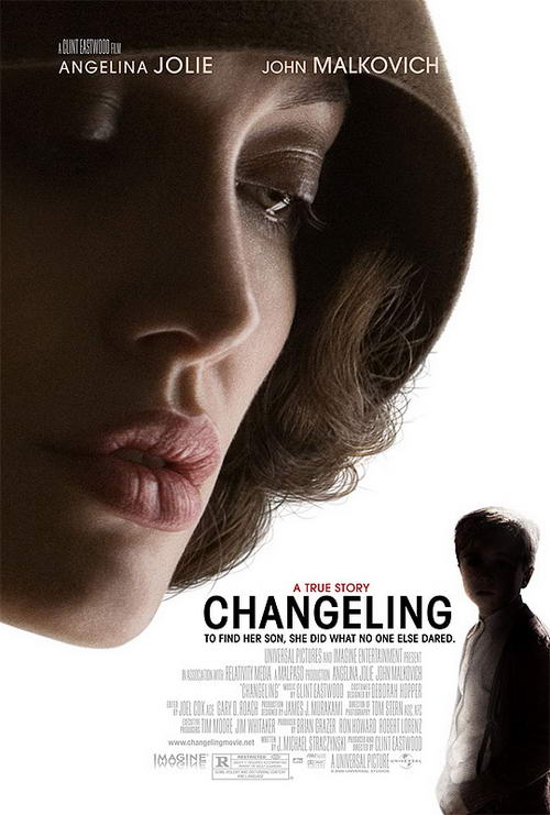 Changeling (2008) Film Poster