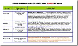 PROGRAMACIÓN SERVICIO DE OCIO 2008-6