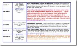PROGRAMACIÓN SERVICIO DE OCIO 2008-8