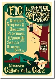 festival Cañada de la Cruz