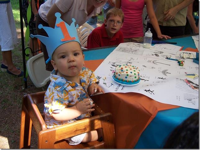 Jack's Birthday 2-21-07 011
