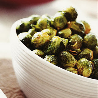 Carmalized Brussel Sprouts