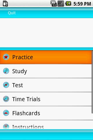 玩教育App|Test Review College Vocabulary免費|APP試玩
