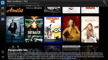 Screenshot of ViMu Lite for Google TV