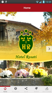 Hotel Rosati - screenshot
