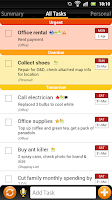 Screenshot of Tasks N ToDos Pro - To Do List