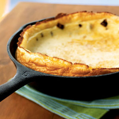 Chocolate Chip Dutch Baby