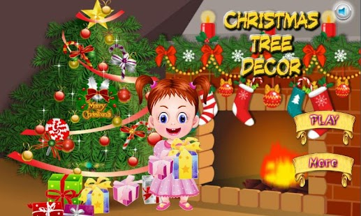 Christmas Tree Decoration Game - screenshot