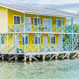 Bocas del Toro Panamá by Cesar Sequeira - Buildings & Architecture Homes