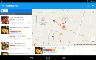 Screenshot of Wongnai: Restaurants & Reviews