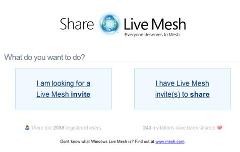 Share Mesh
