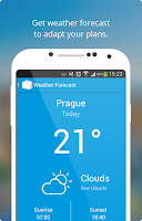 Screenshot of Prague Travel Guide & Map