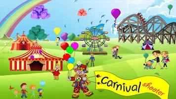 Screenshot of Carnival Shooter