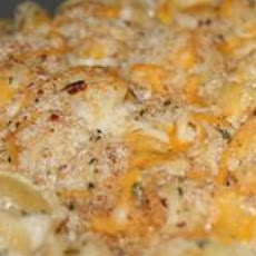 Wisconsin Five-Cheese Bake