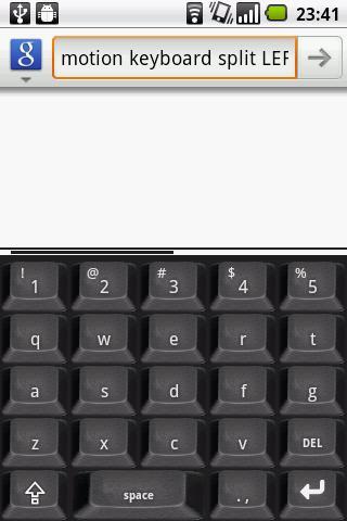 Large Keys Keyboard IME