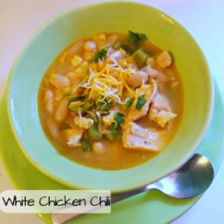 White Chicken Chili Crock Pot Taco Seasoning Recipes