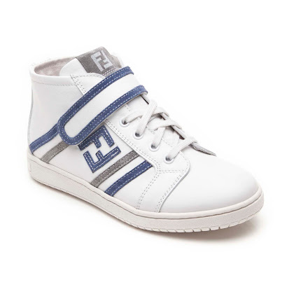 Fendi Zip High Top HIGHTOPS