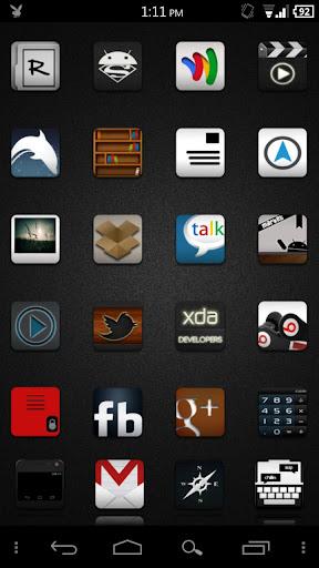 Illest Icons ADW LPP Theme