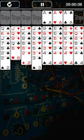 Screenshot of Tap Solitaire