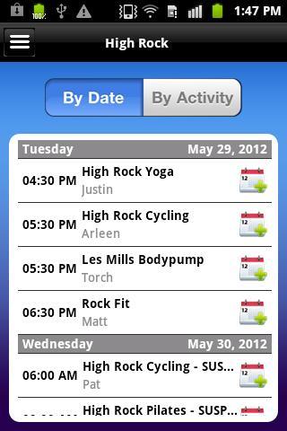 High Rock Sport Fitness