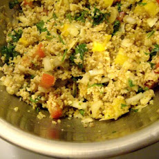 Fresh and Figgy Bulgur (Bulgor) Wheat Salad