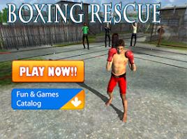 Screenshot of Boxing Rescue