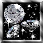 Rain of Diamonds LiveWallpaper icon