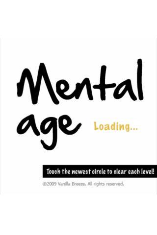 Mental Age