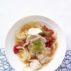 Chicken with Fennel and Tomato
