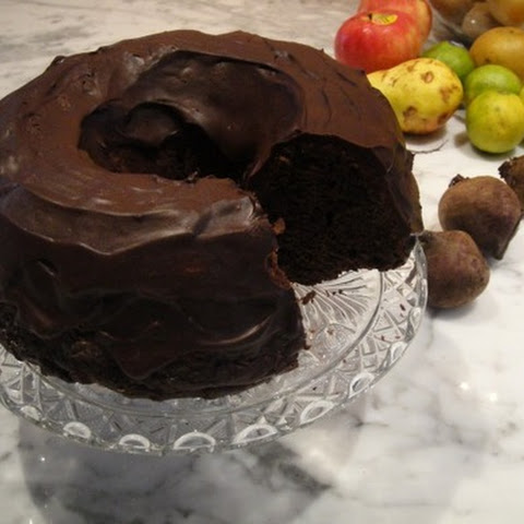 Farmer's Secret Chocolate Bundt Cake
