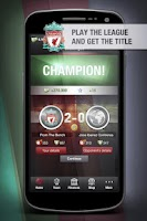 Screenshot of Liverpool FC FantasyManager 14