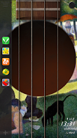 Screenshot of Ukulele Live Locker Theme