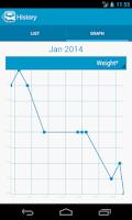 Screenshot of peso - Diet&Weight Management
