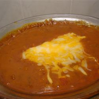 Chili Cheese Dip IV