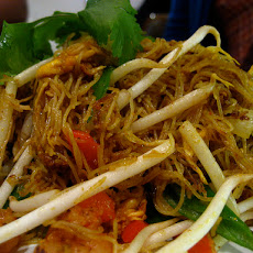 Singapore Fried Noodles - Simplified and Improved for 2008