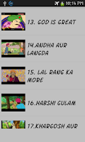 Screenshot of Kids Hindi Stories Videos