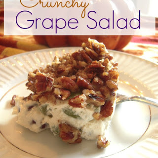 Crunchy Grape Salad