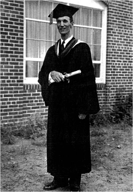 In 1952, Jan Karski earned his Ph.D. at Georgetown University.