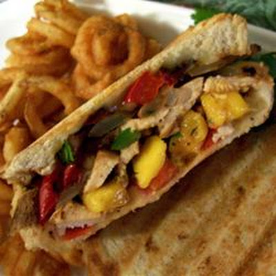 Amazing Southwest Chicken Sandwiches