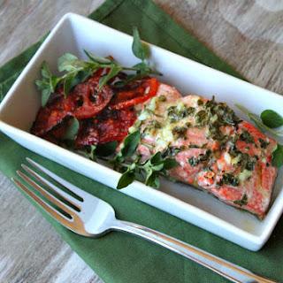 Lemon Oregano Salmon Recipes