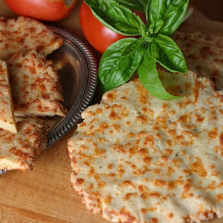 Cheese Bread Pizza Crust