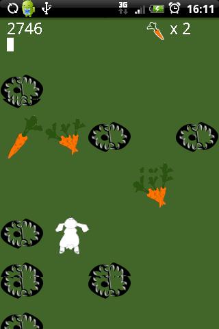 【免費街機App】Rabbit Run-APP點子