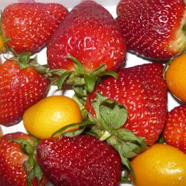 Vitamins by Helena Moravusova - Food & Drink Fruits & Vegetables ( fruits )