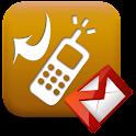 eMailMissedCalls icon